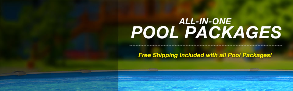 Pool Packages Kits Swimming Pool Supplies Online