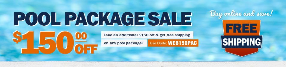 Swimming Pool Packages